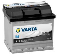 Аккумулятор Varta Dynamic Black 45 А/ч (B19)
