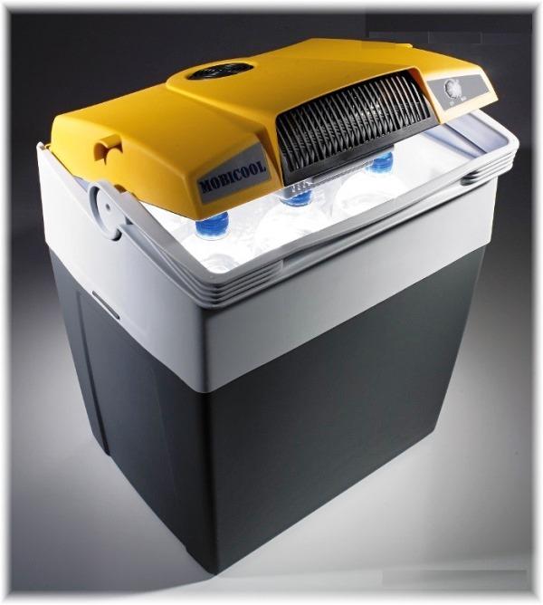 Автохолодильники MOBICOOL Термоэлектрический холодильник G30 AC,DC - фото 11