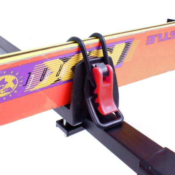 Крепление лыж на крышу автомобиля своими руками
