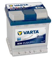 Аккумулятор Varta Blue Dynamic 42 А/ч (B35)