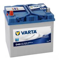 Аккумулятор Varta Blue Dynamic 60 А/ч (D48)