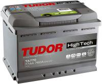 Аккумулятор TUDOR High-Tech 77 А/ч TA770
