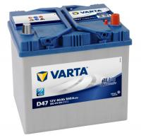 Аккумулятор Varta Blue Dynamic 60 А/ч (D47)